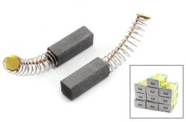 """1-4"""" x 1-4"""" (6mm x 6mm) Carbon Brushes"""
